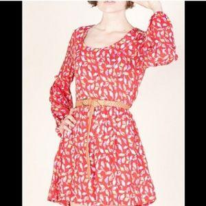 Ark & Co. Lorakeet Print Dress